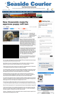 New_Oceanside_majority_approves_puppy_mill_ban_-_Seaside_Courier_Business_-_2016-01-08_21.18.08